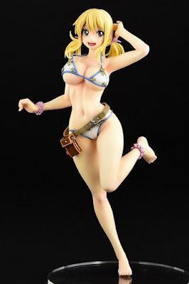"Lucy Heartfilia Gravure Style 1/6 de ""Fairy Tail"" - Orca Toys"