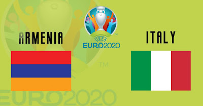 مشاهدة مباراة ايطاليا وارمينيا اليوم بث مباشر اليوم 5-9-2019 في التصفيات المؤهلة لكأس الأمم الأوروبية 2020
