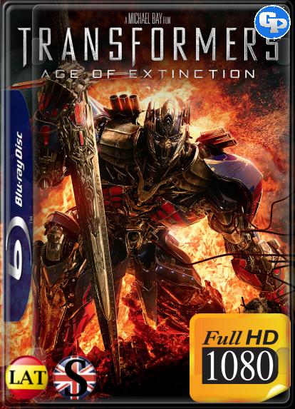 Transformers: La Era de la Extinción (2014) FULL HD 1080P LATINO/INGLES