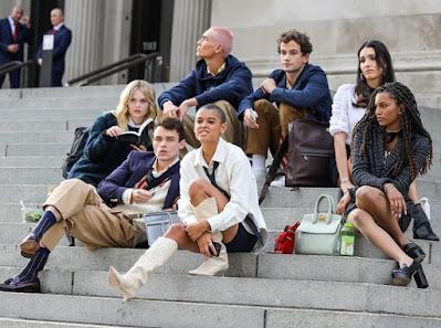 Cast of 'Gossip Girl' Reboot 2021