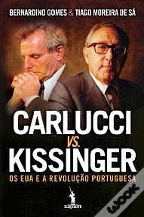 Carlucci e Kissinger