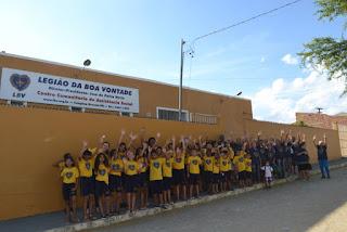 LBV celebra 50 anos de trabalho em Campina Grande