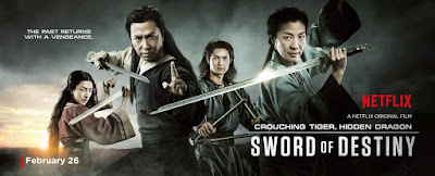 Crouching Tiger, Hidden Dragon: Sword of Destiny 2016 Movie Free Download HD - Watch Online