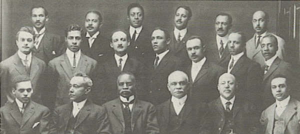 WEB Du Bois and the NAACP  Americas Library