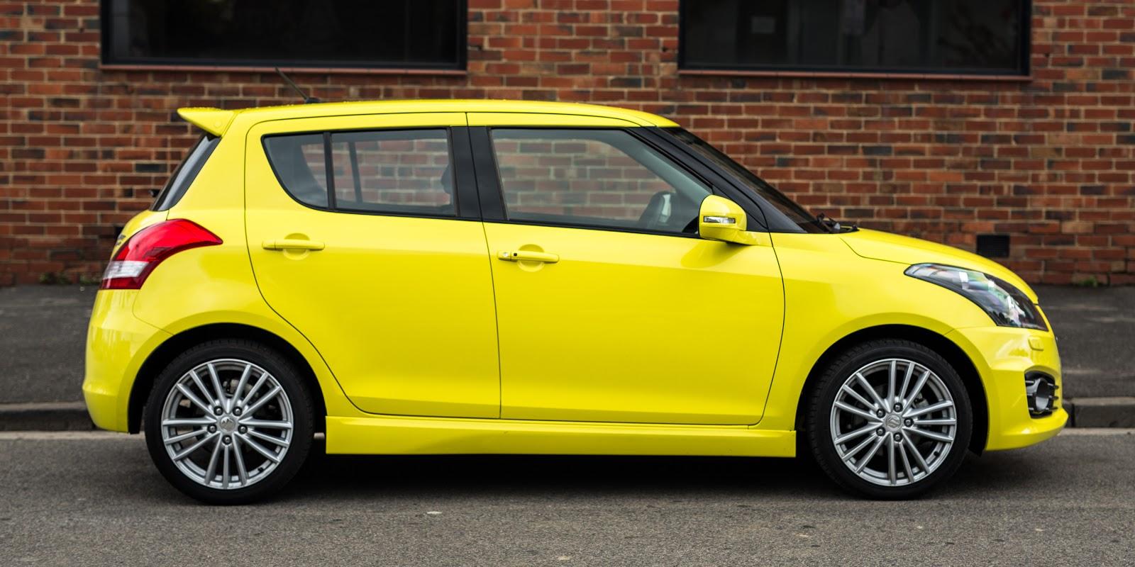 Suzuki Swift được khách hàng tin tưởng bởi sự rộng rãi, thực dụng và đa di năng