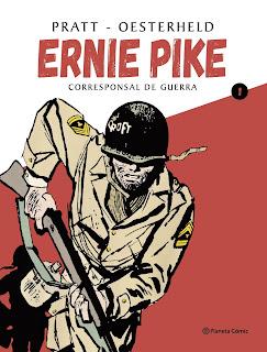 Ernie Pike - Pratt y Oesterheld 1
