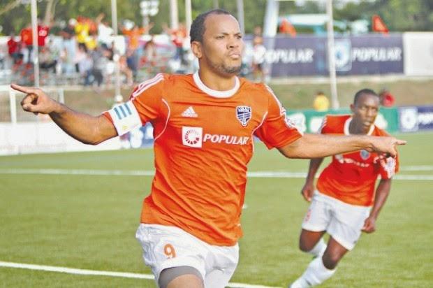 """CONCACAF resalta a RD solo """"hat-trick"""" de Domingo Peralta en la Liga de Naciones"""