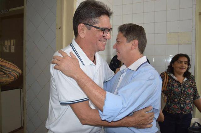 Ex-prefeito Zé Antônio acusa o atual prefeito de afastá-lo de suas atividades no hospital da cidade