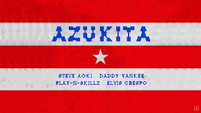 Steve Aoki, Daddy Yankee, Play-N-Skillz & Elvis Crespo - Azukita [Ultra Music] (#Official #Lyric #Video)