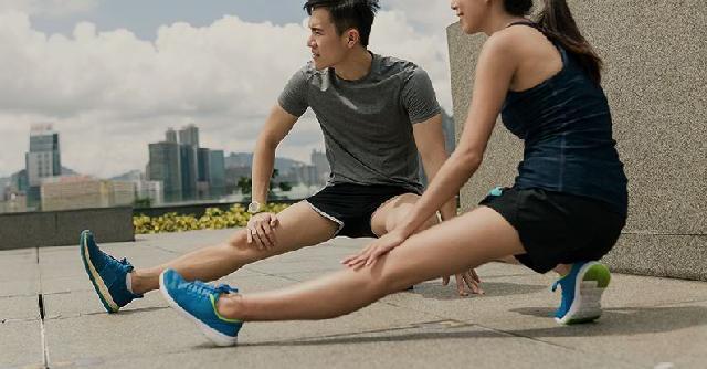 Jalani pola hidup sehat dan rutin berolahraga