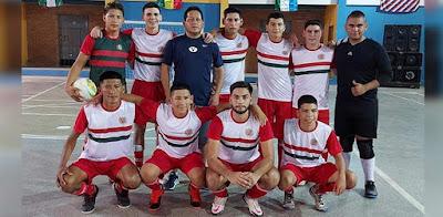 Selección de futsal Montero