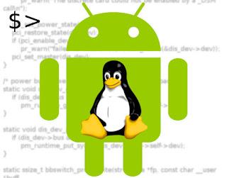 Cara mengakses handphone android seperti layaknya linux