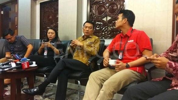 Moeldoko Persilakan Bahas Politik di Masjid, Asal...