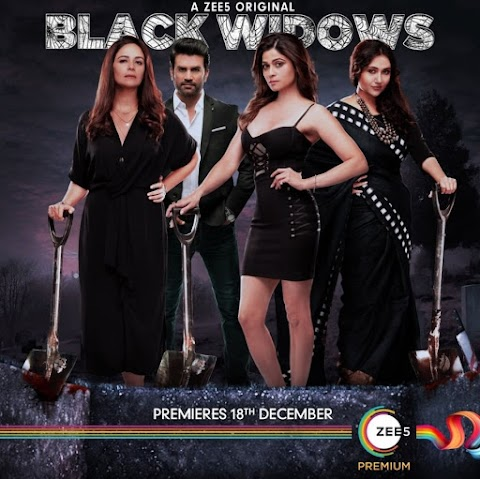 Black Widows 2020 S01 Hindi Complete Zeee5 Web Series 720p HDRip 2.5GB Download