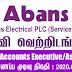 Accounts Executive/Assistants