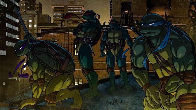 high resolution teenage mutant ninja turtles wallpaper