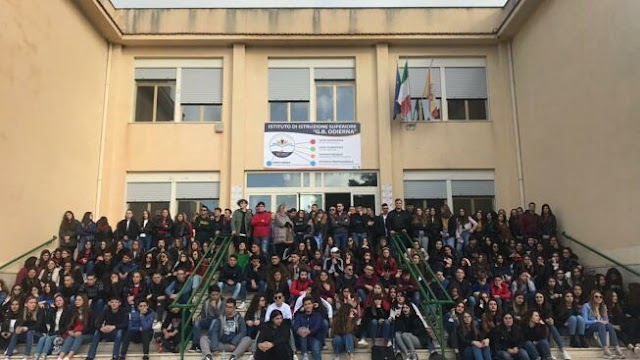 "Il Fridays for Future all'IIS ""G.B. Odierna"" di Palma di Montechiaro"