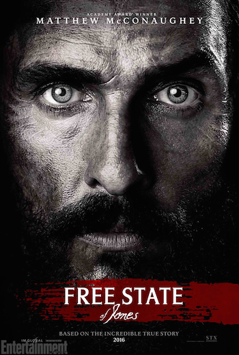 Free State of Jones 2016 English Movie Download