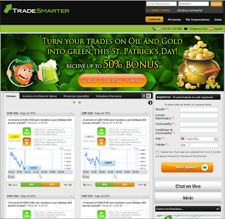 broker regulado de opciones binarias Tradesmarter