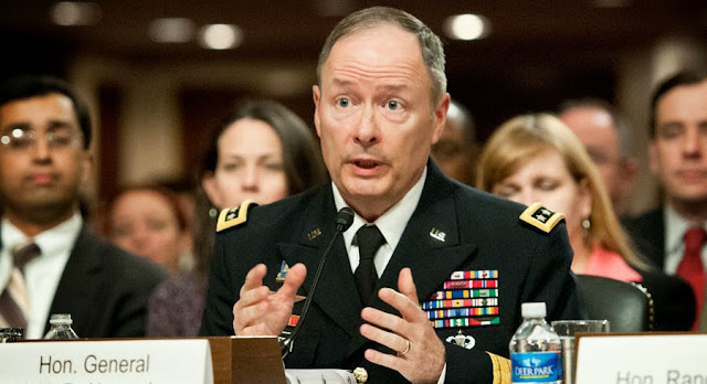 NSA Chief, General Alexander defends US surveillance programs as a Noble Mission