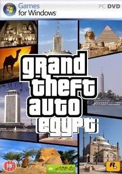 تحميل لعبة جاتا المصرية GTA Egypt مجانًا للكمبيوتر