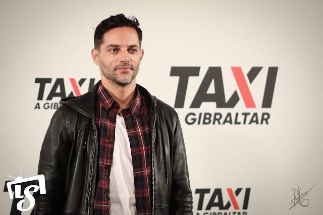 Joaquín Furriel, Taxi a Gibraltar, photocall