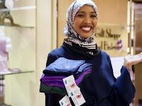 Perancang Busana Di AS Ciptakan Hijab Sanitasi Untuk Tim Medis