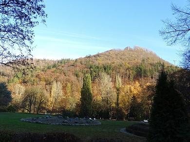 Bad Harzburg Großer Burgberg