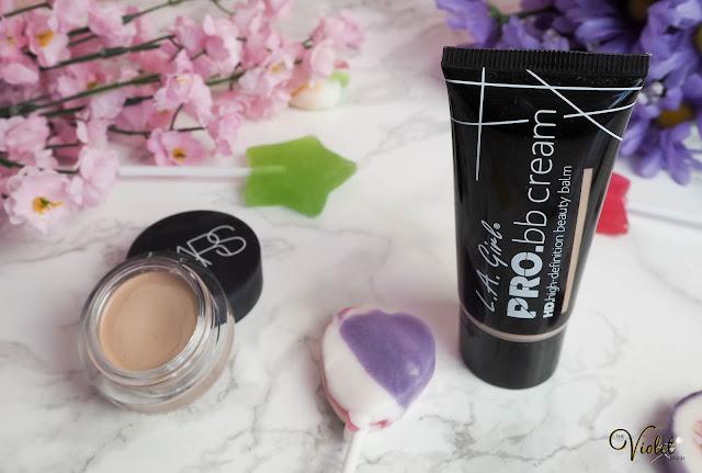 lighter makeup favourites