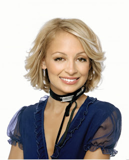 Nicole Richie with Tragus Piercing