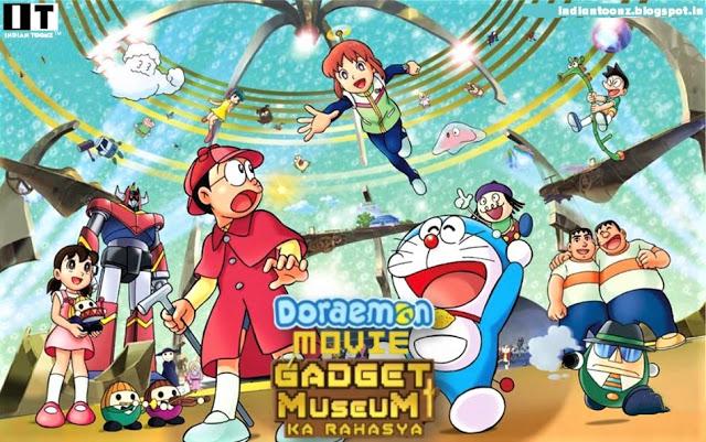 Doraemon The Movie Gadget Museum Ka Rahasya Full Movie watch / Download In  Hindi In 720P