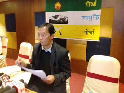 Binay Tamang GTA caretaker