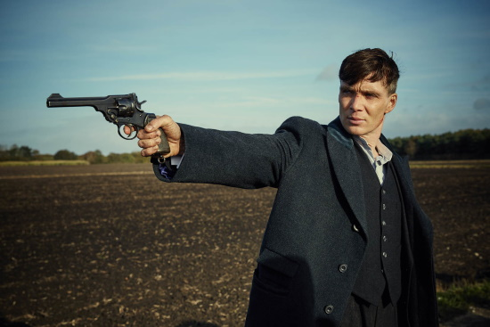 Thomas Shelby (Cillian Murphy)