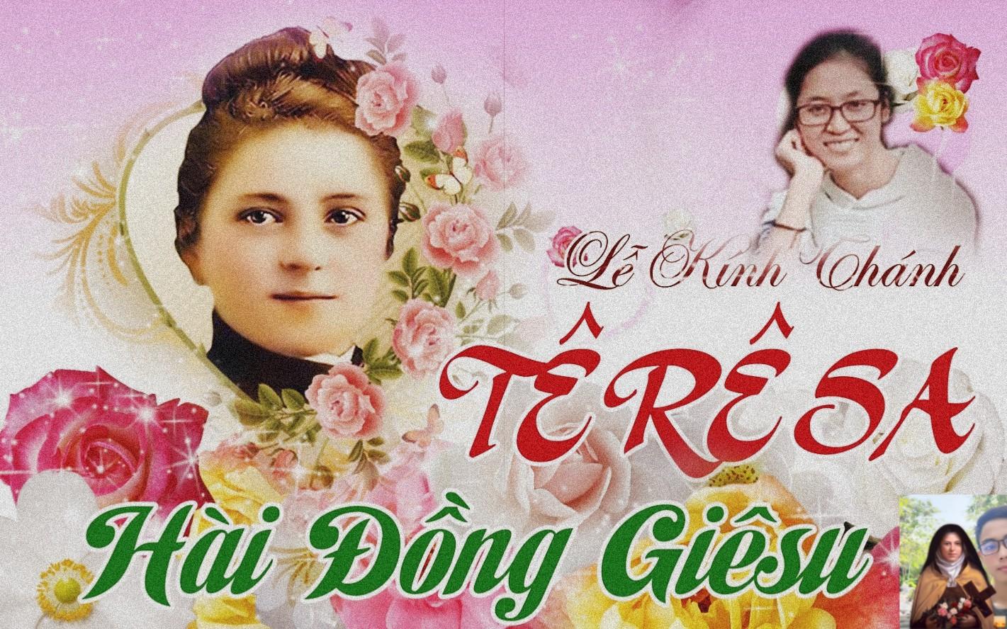 Têrêsa Hài Đồng Giêsu: Lễ Bổn mạng Terexa NTL