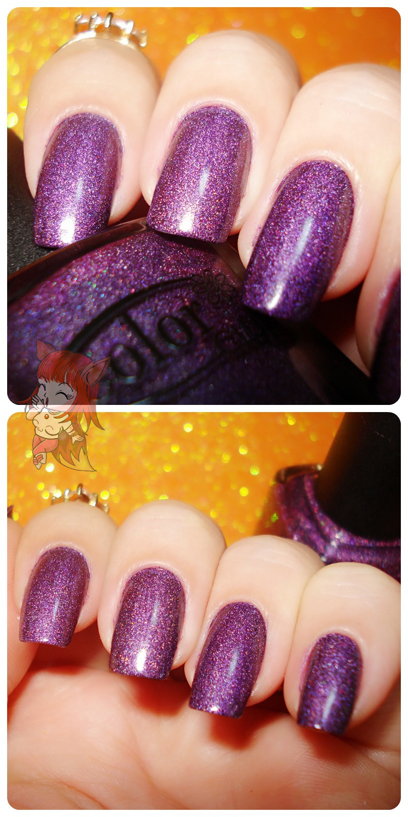 Esmalte Color Club :: Wild at Heart - #12Meses12Esmaltes