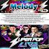 Cd (Mixado) Super Pop Live (Melody Junho 2016)