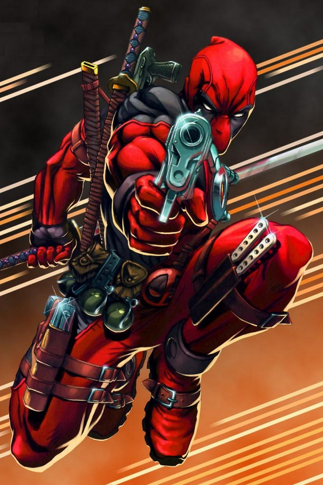 Deadpool man - Download iPhone,iPod Touch,Android ...
