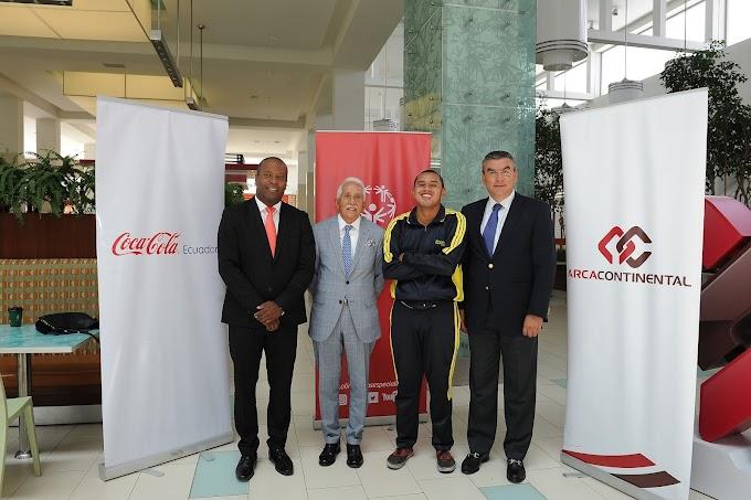 Arca Continental y Coca-Cola de Ecuador anuncian alianza con Olimpiadas Especiales