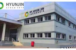 Lowongan Kerja PT Hyun Jin Indonesia Terbaru 2020
