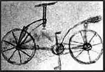 Boceto de Leonardo da Vinci 1490