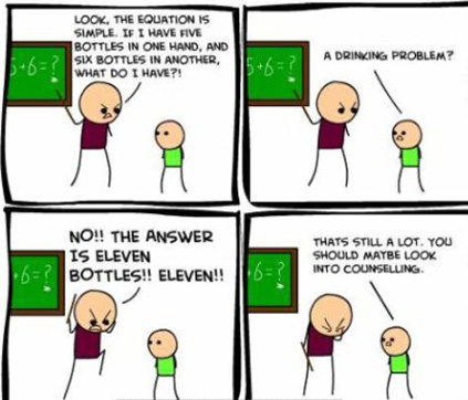 Look This Funny Equation Is Simple Lets View Funny Jokes