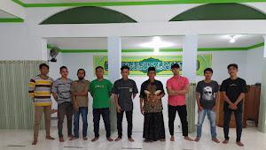 Silaturrahmi sekaligus koordinasi penguatan jaringan Ansor di kecamatan wedi