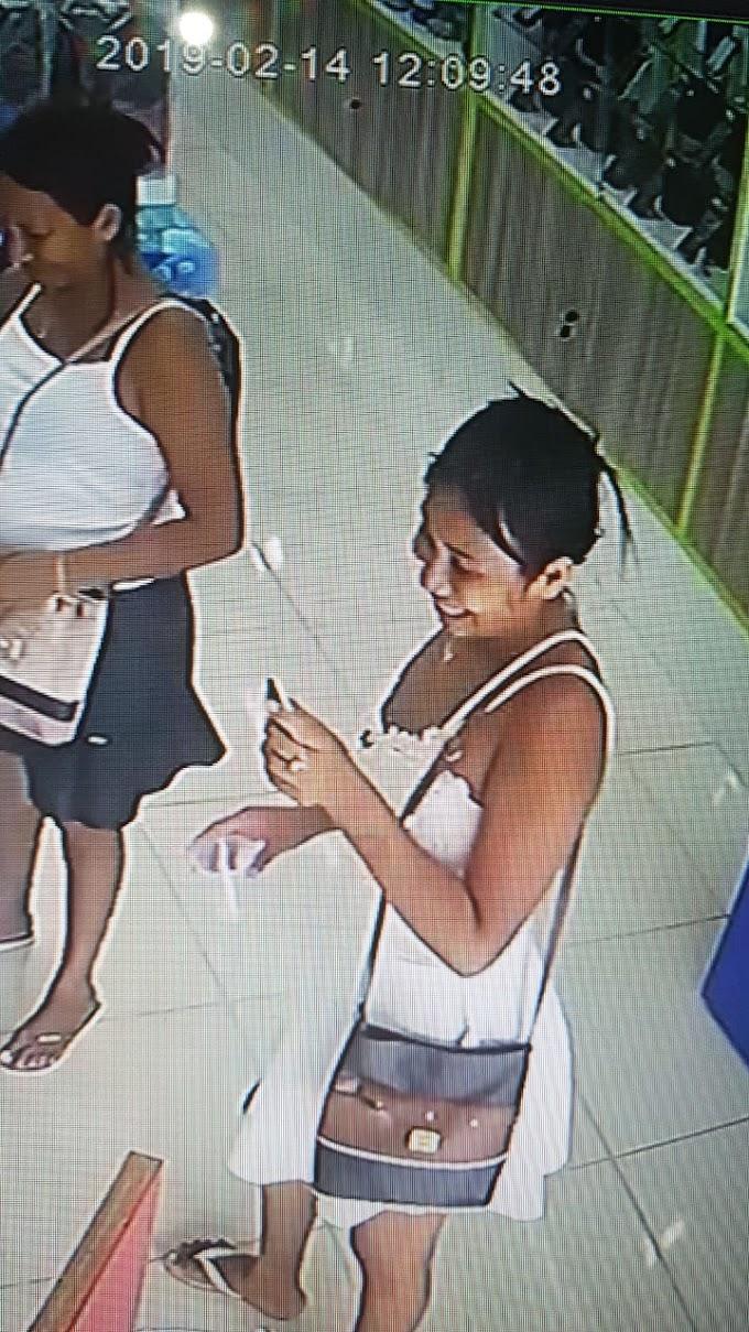 Mulheres furtam loja de celular em Itaituba.