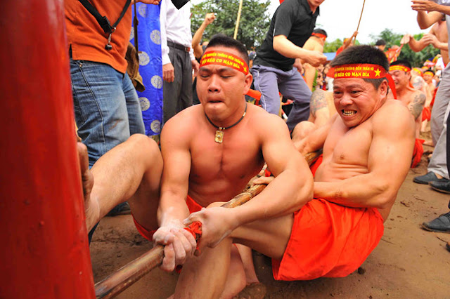 Bac Ninh's tug-of-war honoured as national cultural heritage
