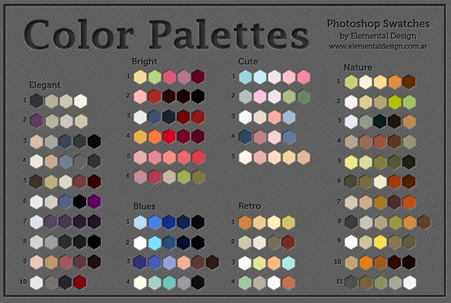 80_photoshop_color_palettes_set_1