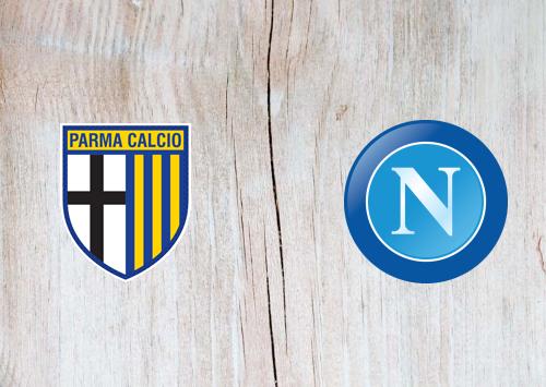 Parma vs Napoli -Highlights 22 July 2020