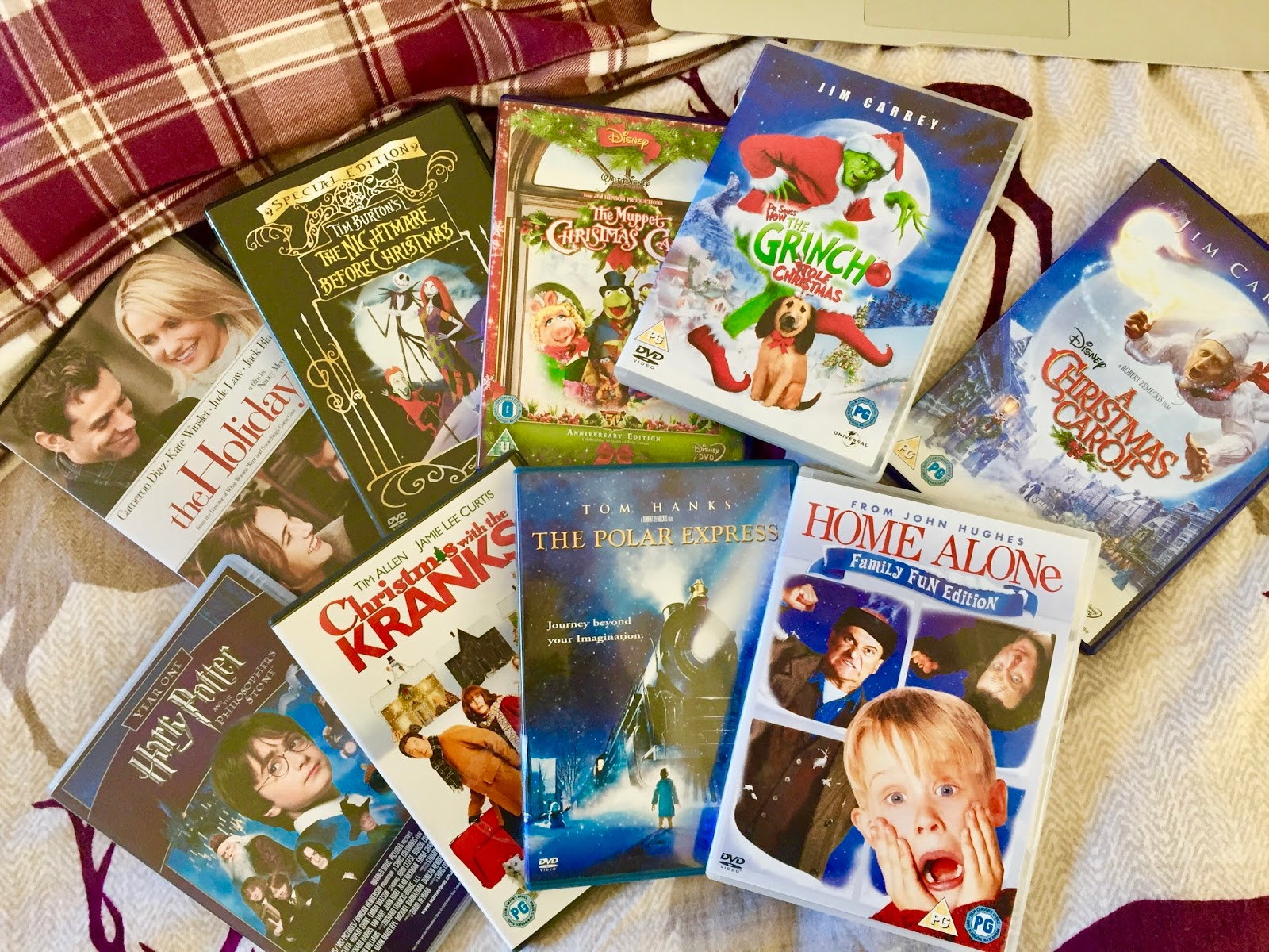 Favourite Christmas Films
