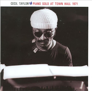 Cecil Taylor, Piano Solo at Town Hall 1971