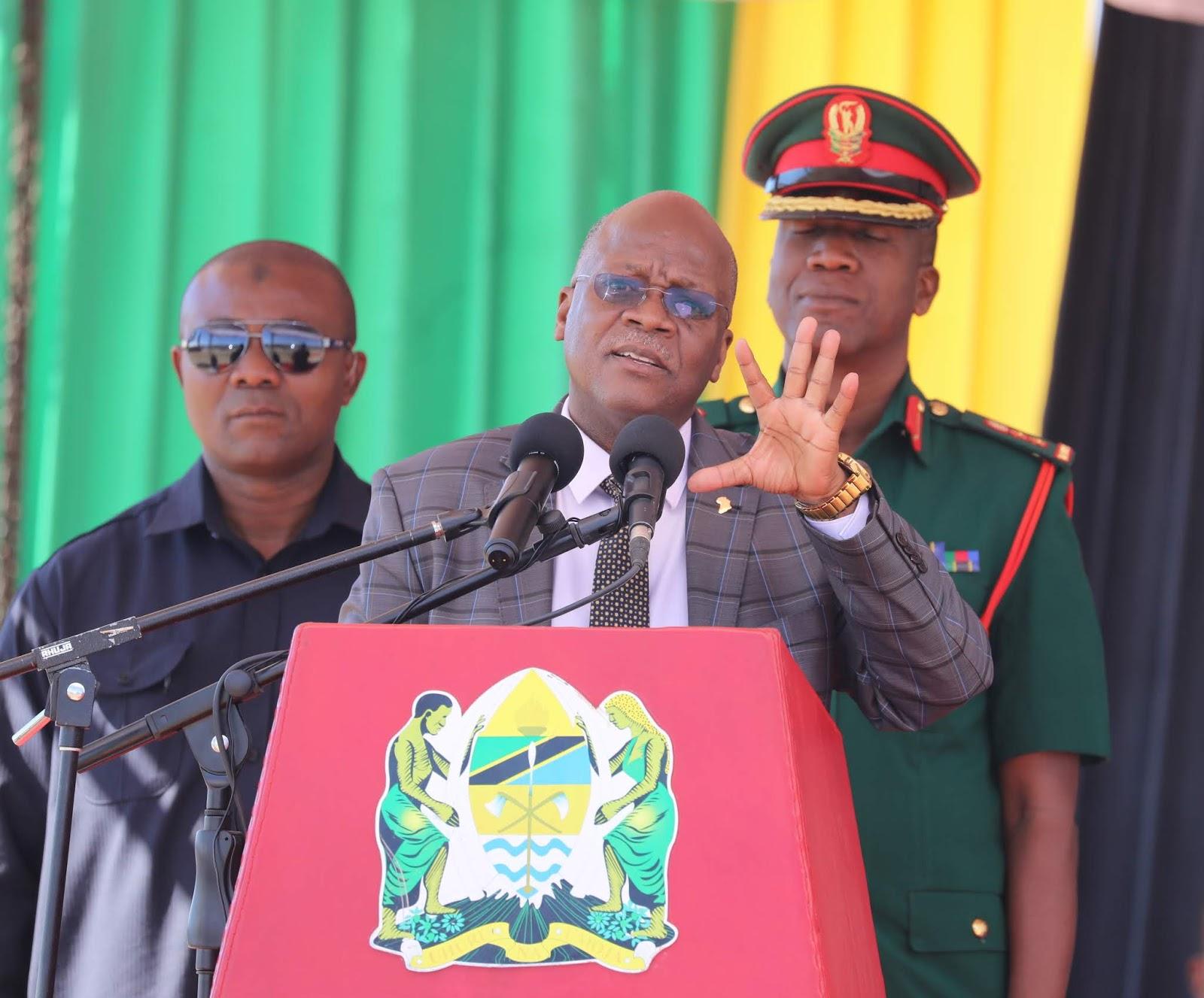 Rais Magufuli Akerwa na Wanaowapa Mimba Wanafunzi