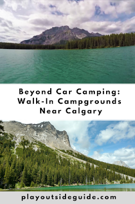 walk-in-campgrounds-near-Calgary